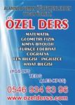 Ankara Da Özel Ders